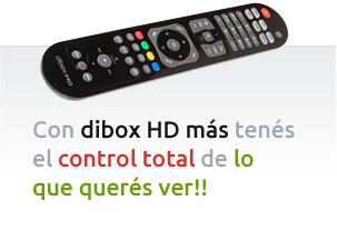 dibox HD Más